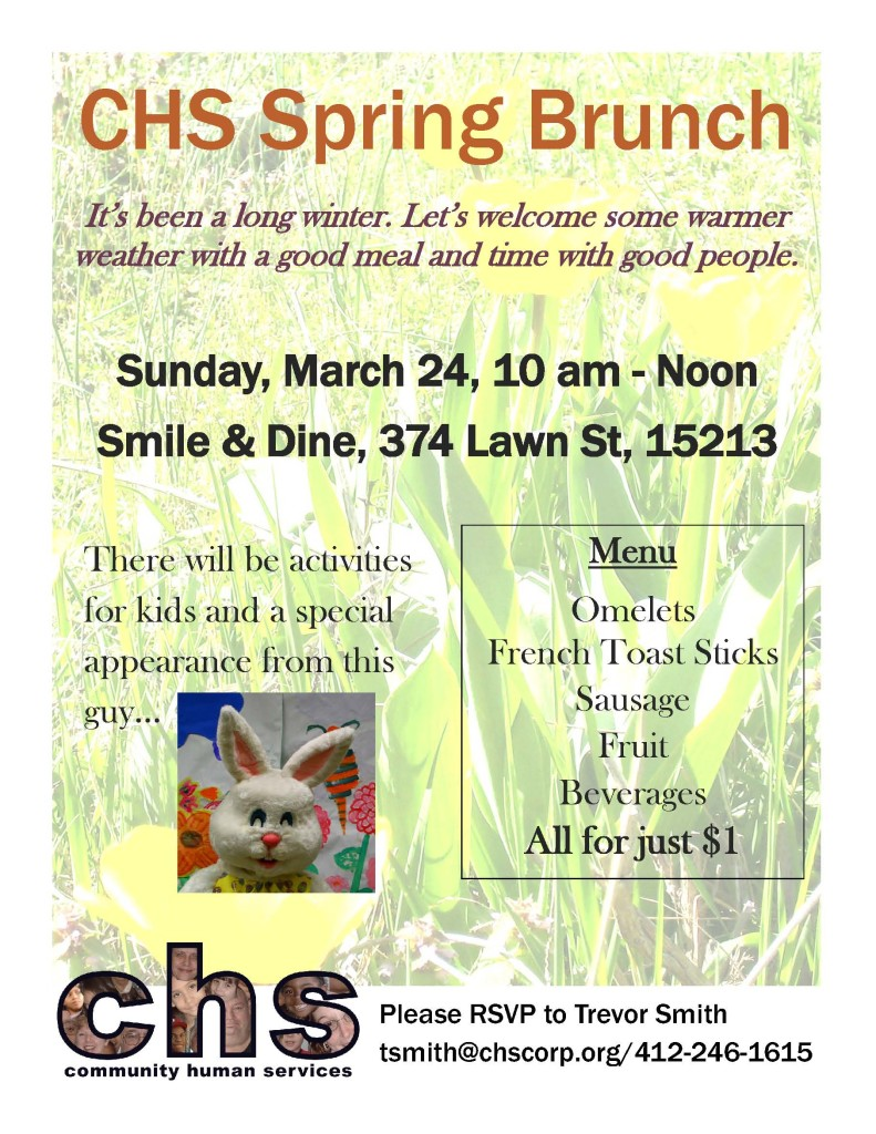 CHS Spring Brunch Flyer 2013JPG