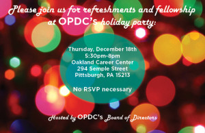 OPDC Holiday Party 2014